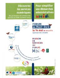 forum du Mont-Dore